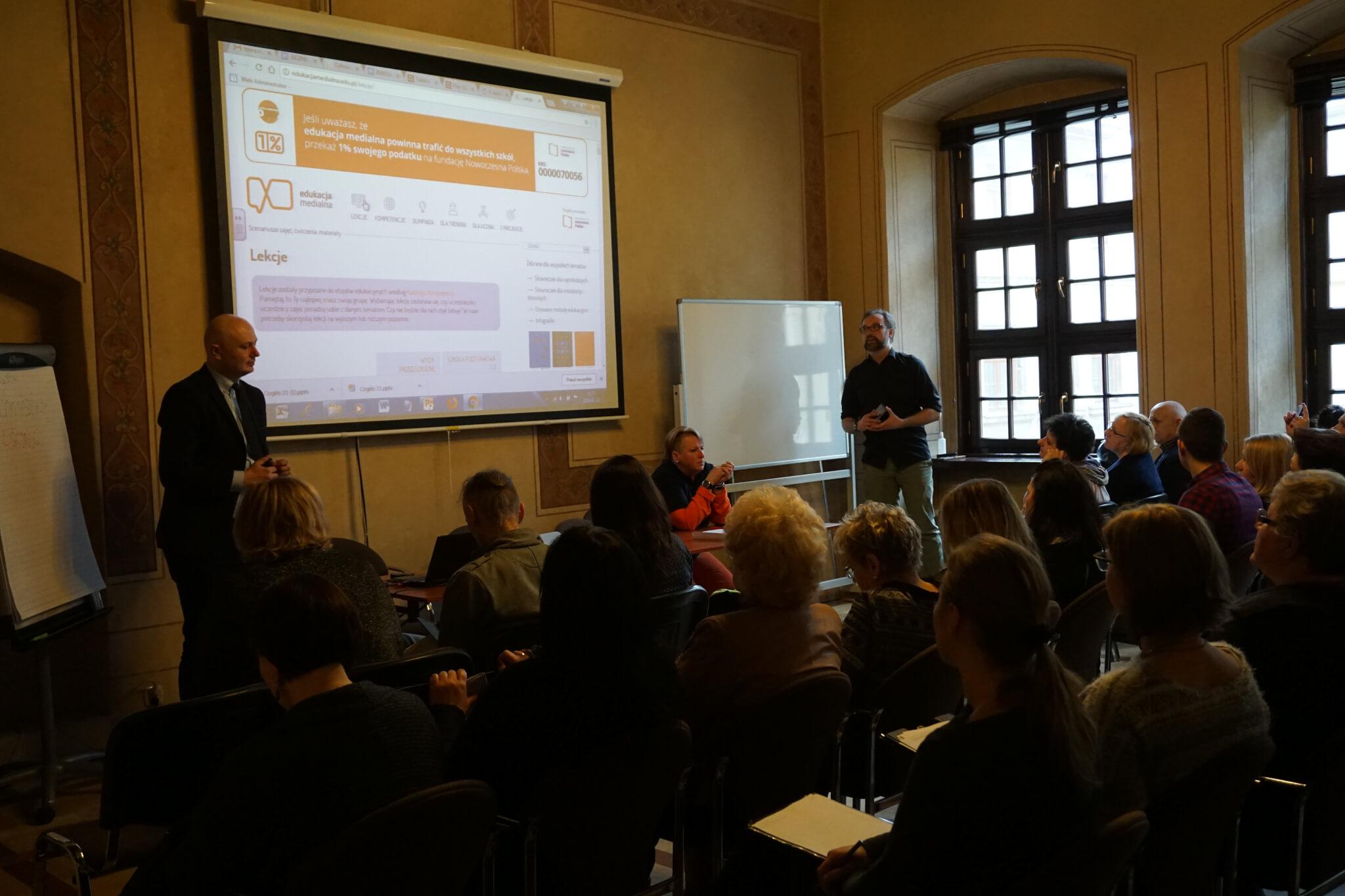 Konferencja w Lublinie